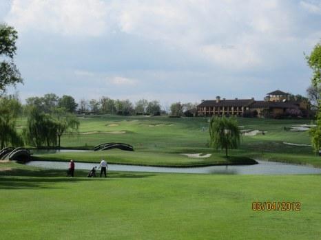 Golfia Pohjois-Italiassa