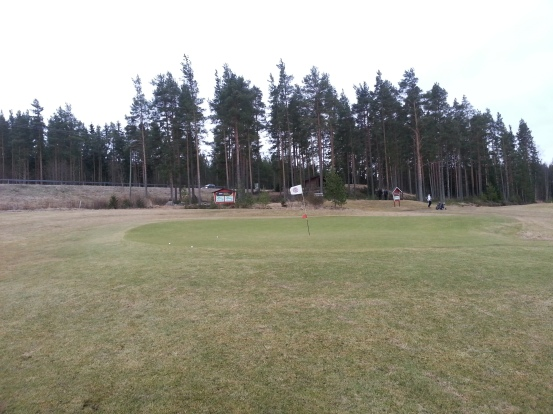 Kuortane Golf 12.3.2014