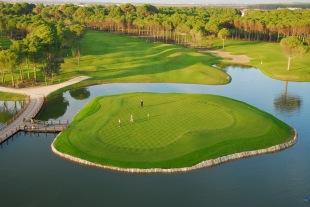 Sueno Dunes 18. Kuva sivulta www.golfplaisir.se