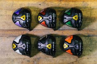 Cobra Fly Z + Drivers with different colours