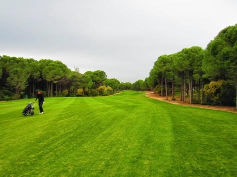 """Viikko-ohjelman """"vapaapäivänä"""" testattiin pienemmällä porukalla Nick Faldon suunnitteleman Cornelia golf, ja sieltä Kings Course. Hienossa kunnossa oleva kenttä. Muutamilla väylillä tosin kikkailun makua. Kertabongaus riittää omalta osalta."""