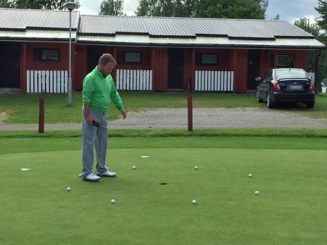 Antti Vaalas at Järviseudun Golf