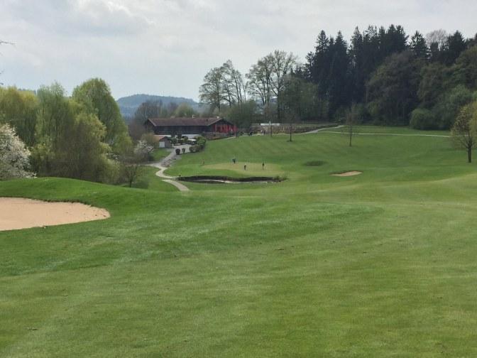 Hartl Golf Resort at Bad Griesbach Germany – short easter trip 2017