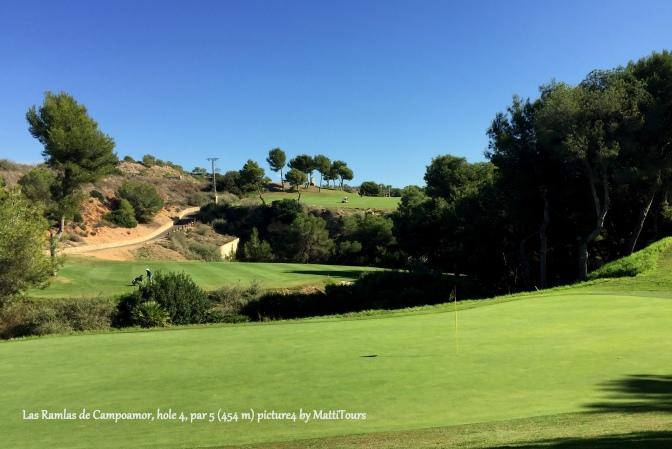 Golfviikko Torreviejan alueella