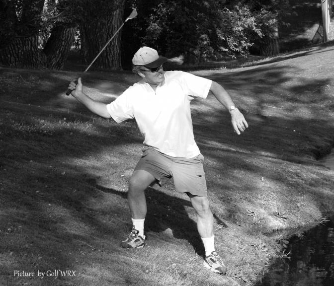 Ensio muistelee golfkautta 2017