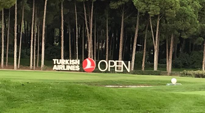 Carya Golf CLUB ja Montgomerie Golf Club, BELEK